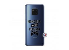 Coque Huawei Mate 20 PRO Monsieur Mauvais Perdant