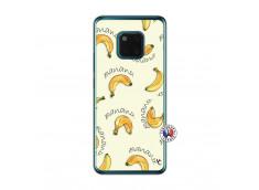 Coque Huawei Mate 20 PRO Sorbet Banana Split Translu