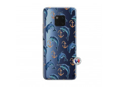 Coque Huawei Mate 20 PRO Dauphins