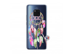 Coque Huawei Mate 20 PRO Pink Painted Dreamcatcher