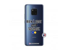 Coque Huawei Mate 20 PRO Rien A Foot Allez Sochaux