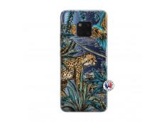 Coque Huawei Mate 20 PRO Leopard Jungle