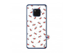 Coque Huawei Mate 20 Cartoon Heart Translu