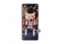 Coque Huawei Mate 20 Cat Nasa Translu