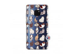 Coque Huawei Mate 20 Cat Pattern