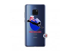 Coque Huawei Mate 20 Coupe du Monde Rugby- Nouvelle Zélande