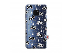 Coque Huawei Mate 20 Cow Pattern