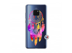 Coque Huawei Mate 20 Dreamcatcher Rainbow Feathers