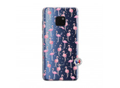 Coque Huawei Mate 20 Flamingo