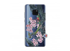 Coque Huawei Mate 20 Flower Birds