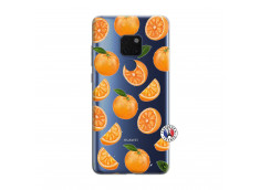 Coque Huawei Mate 20 Orange Gina