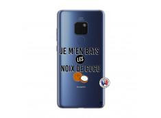 Coque Huawei Mate 20 Je m'en bats Les Noix De Coco