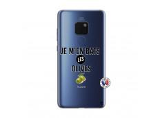 Coque Huawei Mate 20 Je M En Bas Les Olives