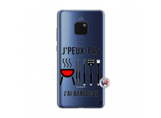 Coque Huawei Mate 20 Je Peux Pas J Ai Barbecue