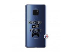 Coque Huawei Mate 20 Monsieur Mauvais Perdant