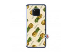 Coque Huawei Mate 20 Sorbet Ananas Translu