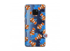 Coque Huawei Mate 20 Poisson Clown