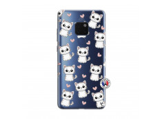 Coque Huawei Mate 20 Petits Chats