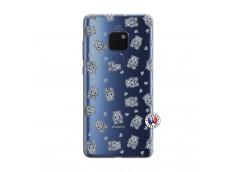 Coque Huawei Mate 20 Petits Hippos