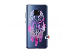 Coque Huawei Mate 20 Purple Dreamcatcher