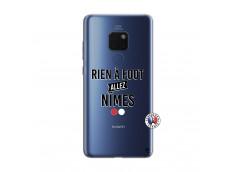 Coque Huawei Mate 20 Rien A Foot Allez Nimes