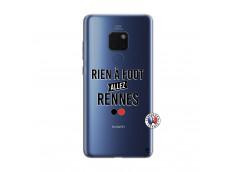 Coque Huawei Mate 20 Rien A Foot Allez Rennes