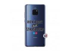 Coque Huawei Mate 20 Rien A Foot Allez Strasbourg