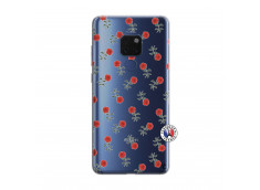Coque Huawei Mate 20 Rose Pattern