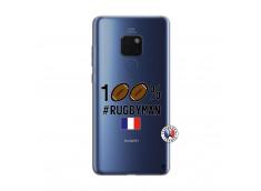 Coque Huawei Mate 20 100% Rugbyman