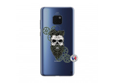 Coque Huawei Mate 20 Skull Hipster