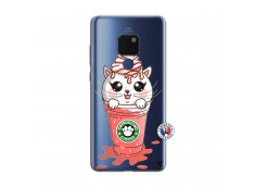 Coque Huawei Mate 20 Catpucino Ice Cream