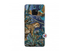 Coque Huawei Mate 20 Leopard Jungle