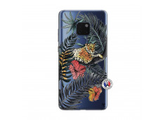 Coque Huawei Mate 20 Leopard Tree