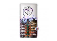 Coque Huawei Mate 8 I Love Amsterdam