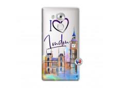 Coque Huawei Mate 8 I Love London
