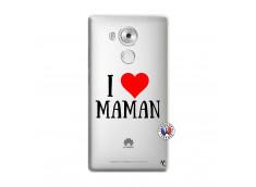 Coque Huawei Mate 8 I Love Maman