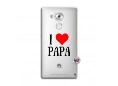 Coque Huawei Mate 8 I Love Papa