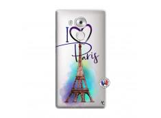 Coque Huawei Mate 8 I Love Paris