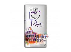 Coque Huawei Mate 8 I Love Rome