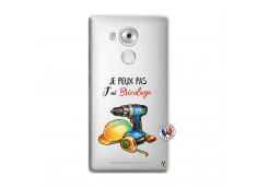Coque Huawei Mate 8 Je Peux Pas J Ai Bricolage