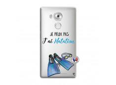 Coque Huawei Mate 8 Je Peux Pas J Ai Natation