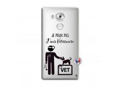 Coque Huawei Mate 8 Je Peux Pas Je Suis Veterinaire