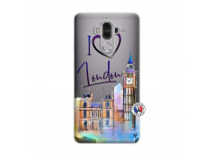 Coque Huawei Mate 9 I Love London