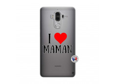 Coque Huawei Mate 9 I Love Maman