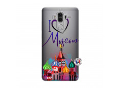 Coque Huawei Mate 9 I Love Moscow
