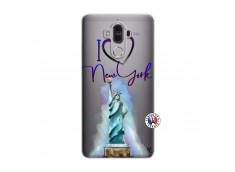 Coque Huawei Mate 9 I Love New York