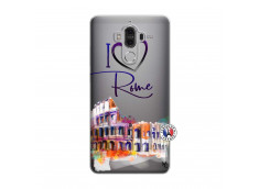 Coque Huawei Mate 9 I Love Rome