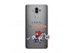 Coque Huawei Mate 9 Je Peux Pas J Ai Equitation