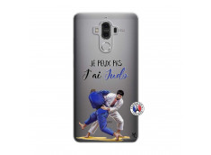 Coque Huawei Mate 9 Je peux pas j'ai Judo