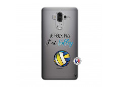 Coque Huawei Mate 9 Je Peux Pas J Ai Volley